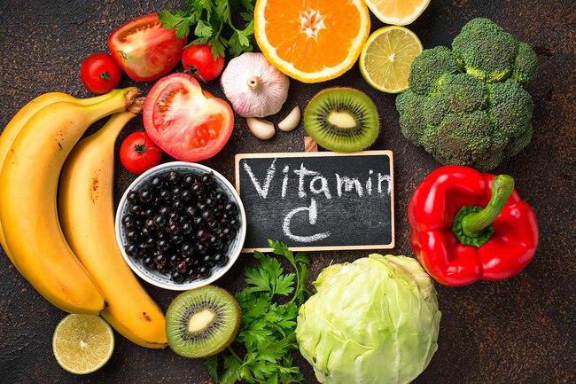 Vitamin C bantu rambut gugur